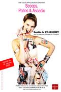 Sophie de Villenoisy – Scoops, potins & Assedic
