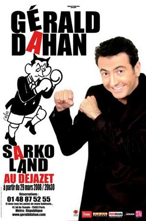 Gérald Dahan – Sarkoland