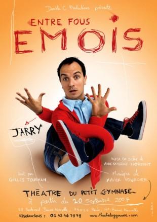 Jarry – entre fous émois