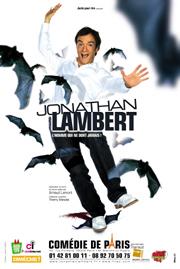 Jonathan Lambert – L'homme qui ne dort jamais