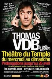 Thomas VDB – en rock et en roll