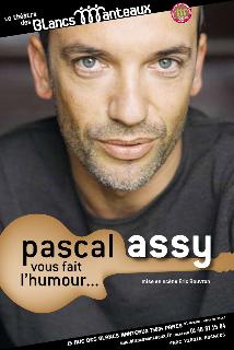 Pascal Assy vous fait l'humour