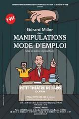 Gérard Miller – Manipulations mode d'emploi