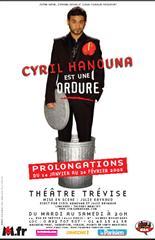 Cyril Hanouna est une ordure