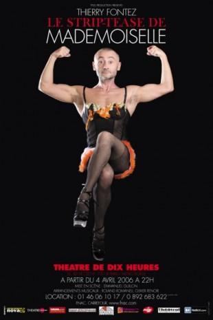 Thierry Fontez – Le Strip-tease de mademoiselle