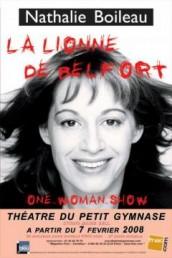 Nathalie Boileau – La lionne de Belfort
