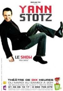 Yann Stotz – le show
