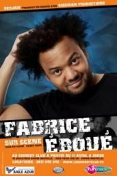 Fabrice Eboué sur scène