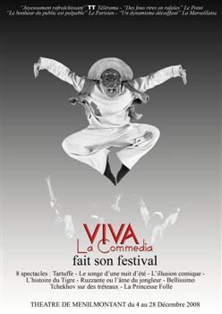 Viva La Commedia fait son festival