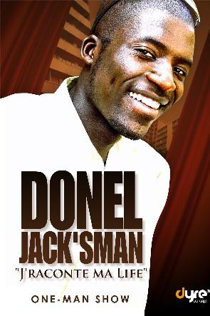 Donel Jack'sman – J'raconte ma life
