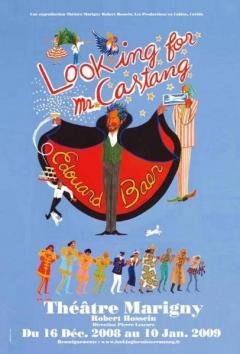 Looking for Mr Castang, avec la troupe d'Edouard Baer