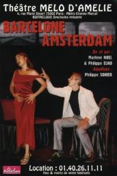 Barcelone-Amsterdam