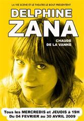 Delphine Zana – Chaude de la vanne