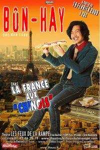 Bun Hay – la France aux Chinois