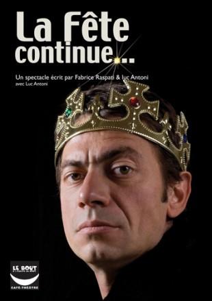 Luc Antoni – la fête continue