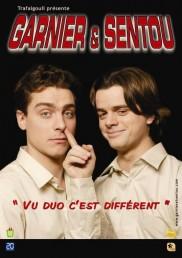 Garnier et Sentou – Vu duo c'est différent