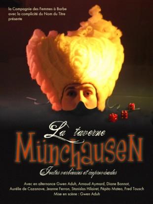 La taverne Münchausen – Joutes verbieuses et improvisades