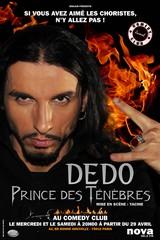 Dédo – Prince des ténèbres, mise en scène Yacine Belhousse
