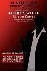 Jacques Weber – Seul en Scène