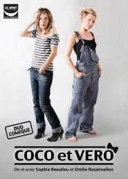 Coco et Véro, avec Sophie Beaulieu et Emilie Rosanvallon
