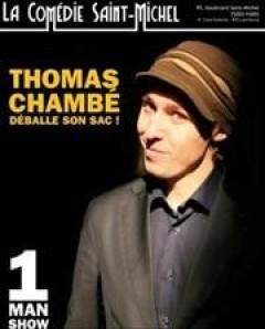 Thomas Chambé déballe son sac !