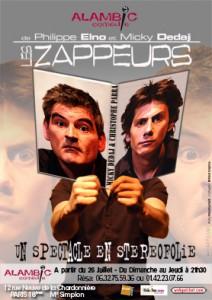 Les Zappeurs – Tome 2