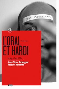 L'Oral Et Hardi par Jacques Bonnaffé