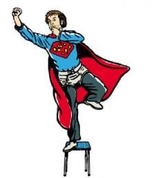 Christophe Alévêque est Super Rebelle !