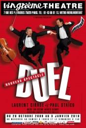 Paul Staicu & Laurent Cirade – Duel