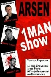 Arsen – one-man-show