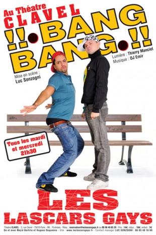 Les lascars gays – !! Bang bang !!