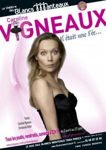 Caroline Vigneaux – Il était une fée