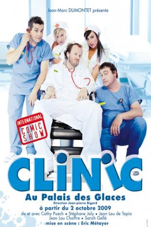 Clinic – Clownerie acrobatique sans paroles
