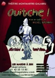 Ouitche – extraits de Courteline, mise en scène Michel Galabru