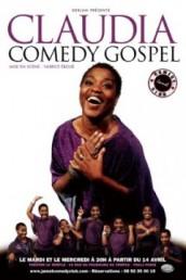 Claudia – Comedy Gospel
