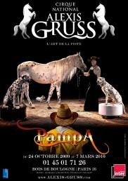 Cirque Grüss – Pampa