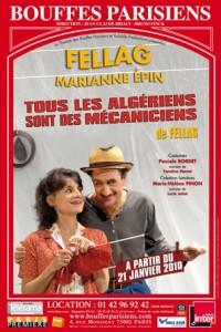 Fellag – Tous les Algériens sont des mécaniciens