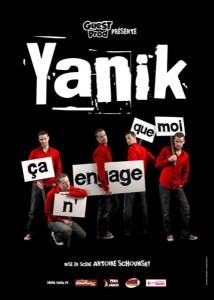 Yanik – Ca n'engage que moi