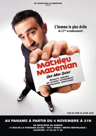 Mathieu Madénian – L'homme le plus drôle du 11e arrondissement