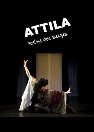 Attila, reine des Belges ou l'odyssée d'une mère