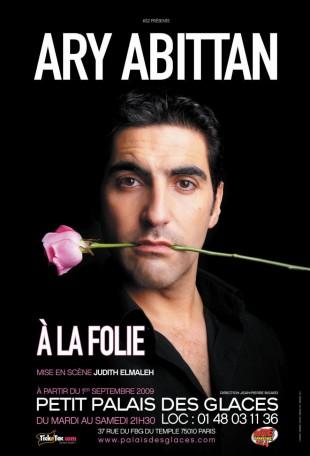 Ary Abittan – A la folie