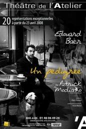Édouard Baer – Un Pedigree