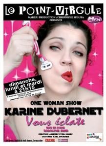 Karine Dubernet vous éclate