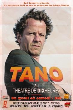 Tano au théâtre de Dix heures