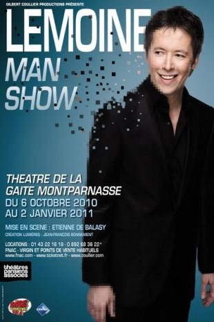 Jean-Luc Lemoine – Lemoine man show