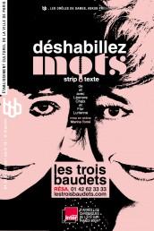 Léonore Chaix et Flor Lurienne – Deshabillez mots !