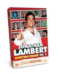 Jonathan Lambert n'est pas couché, vol. 3