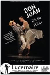 Don Juan, de Molière et Bertolt Brecht