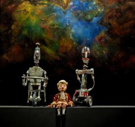 2084, un futur plein d'avenir – théâtre de marionnettes par Philippe Dorin
