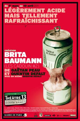 Brita Baumann (Les Cadouin #2)
